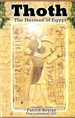 9780948390654: Thoth The Hermes of Egypt