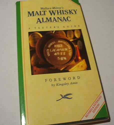 9780948403033: Malt Whisky Almanac: A Taster's Guide