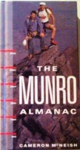 9780948403590: The Munro Almanac