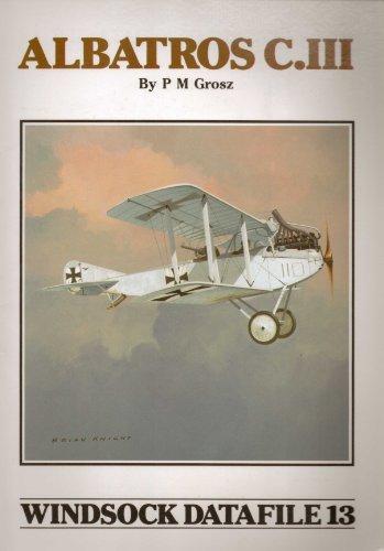 9780948414176: Windsock Datafile No. 013 - Albatros C.III