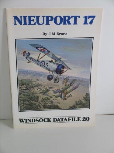 9780948414244: NIEUPORT 17 - WINDSOCK DATAFILE 20