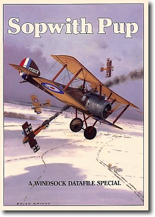 9780948414404: Sopwith Pup (Windsock Datafile Special)