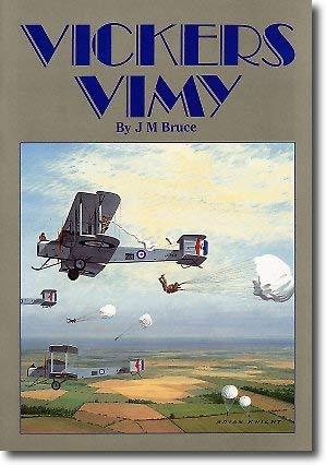 Vickers Vimy: J. M. Bruce