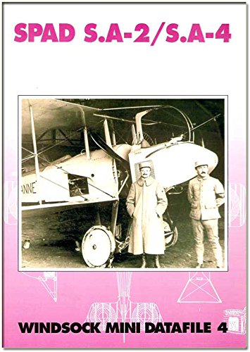Spad S.A-2/S.A-4 (WINDSOCK MINI DATAFILE 4)