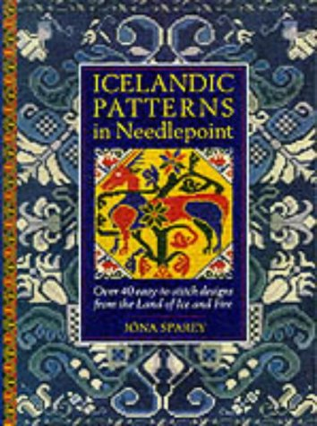9780948432903: Icelandic Patterns in Needlepoint: Over 40 Easy-to-stitch Designs from the Land of Ice and Fire