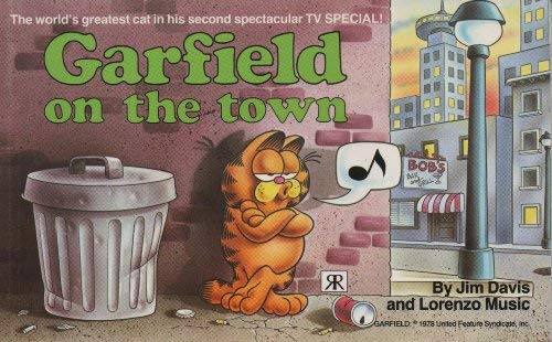 9780948456480: Garfield on the Town (Garfield Colour TV Special)