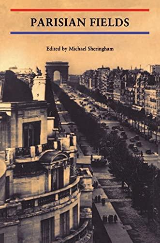 9780948462849: Parisian Fields (Critical Views)