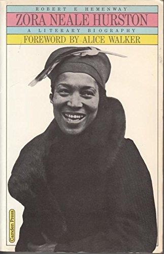Zora Neale Hurston: A Literary Biography - Hemenway, Robert E. (K)