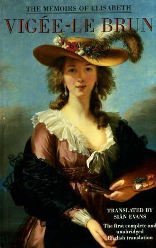 9780948491382: THE MEMOIRS OF ELISABETH LOUISE VIGEE LE BRUN
