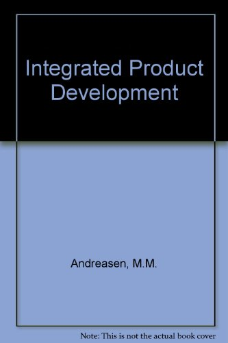 9780948507212: Integrated Product Development