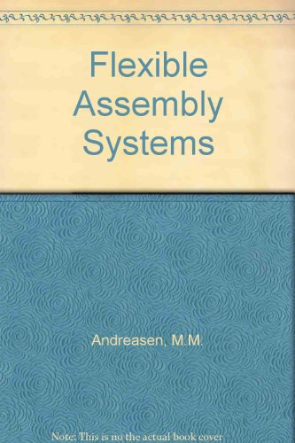 9780948507885: Flexible Assembly Systems