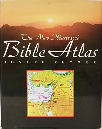 9780948509070: The New Illustrated Bible Atlas