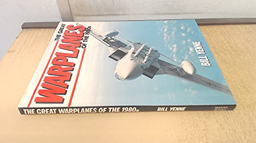 9780948509100: The Great Warplanes of the 1980s