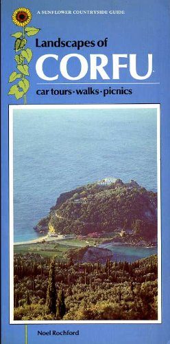 9780948513138: Landscapes of Corfu (Sunflower Countryside Guides)