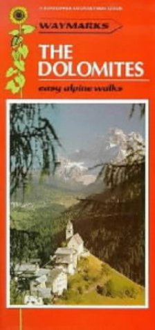 9780948513336: The Dolomites (Sunflower Countryside Guides)