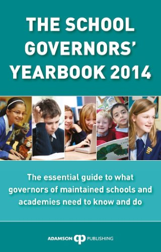 9780948543937: The School Governors' Yearbook 2014