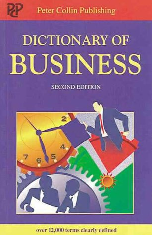 9780948549519: Dictionary of Business