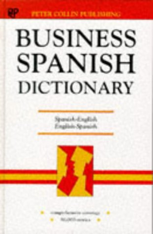 9780948549908: Business Spanish Dictionary