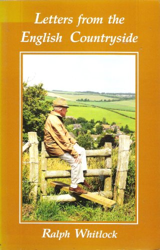 9780948578502: Letters from the English Countryside