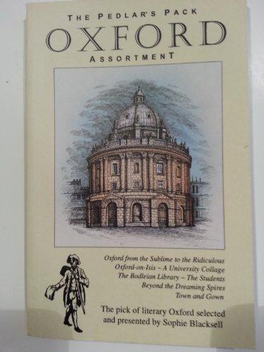 Oxford Assortment (Pedlar's Pack): Blacksell, Sophie
