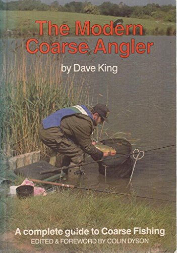 Modern Coarse Angler (0948584068) by DAVE KING