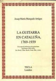 9780948607165: La Guitarra en Cataluna, 1769-1939 (Spanish Edition)