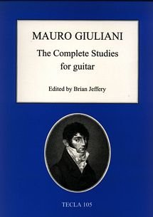 9780948607356: The Complete Studies for Guitar