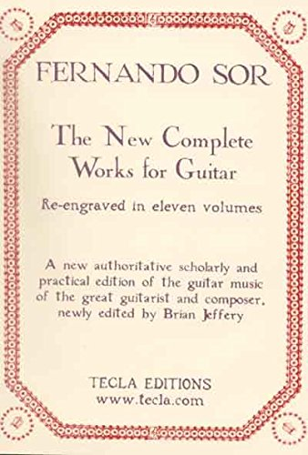 9780948607707: The New Complete Works for Guitar