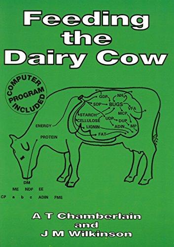 9780948617324: Feeding the Dairy Cow