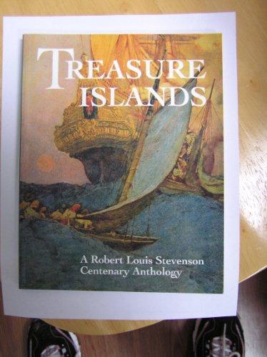 9780948636592: TREASURE ISLANDS: ROBERT LOUIS STEVENSON CENTENARY ANTHOLOGY