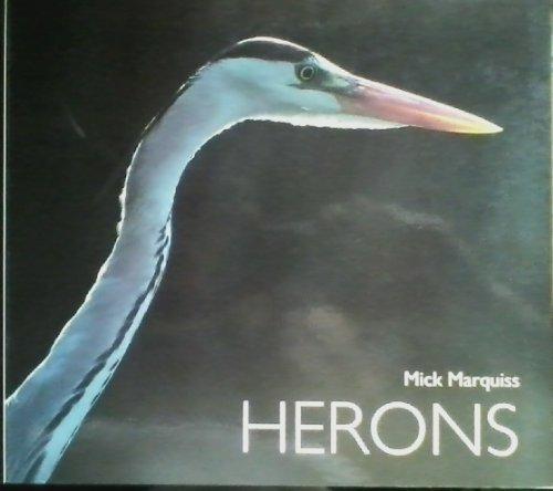 9780948661297: Herons (Wildlife Series)