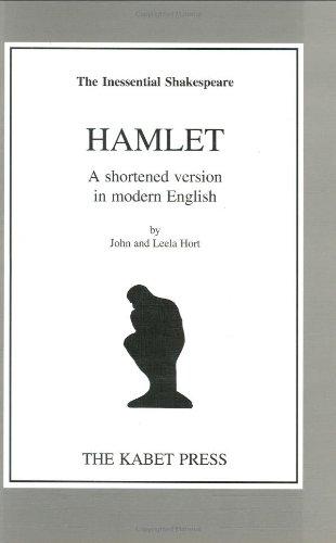 """Shakespeare's """"Hamlet"""": A Shortened Version in Modern: Hort, Leela"""