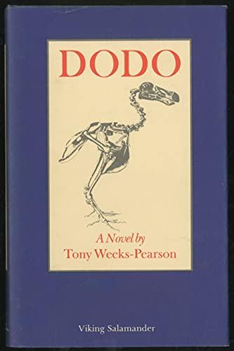 Dodo: Weeks-Pearson, Tony