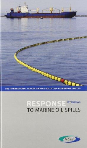 9780948691515: Response to Marine Oil Spills