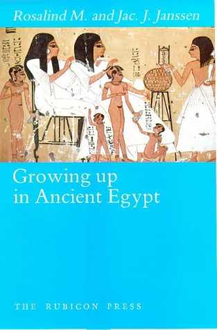 9780948695155: Growing Up in Ancient Egypt
