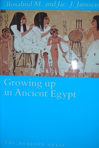 9780948695162: Growing Up in Ancient Egypt