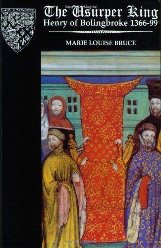 9780948695629: The Usurper King: Henry of Bolingbroke