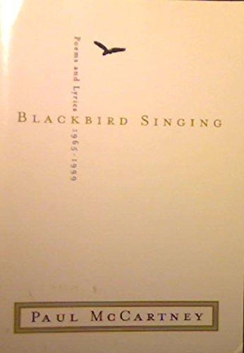 9780948714276: A Blackbird Singing