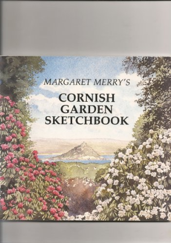 Margaret Merry's Cornish Garden Sketchbook (FINE COPY OF SCARCE FIRST EDITION SIGNED BY MARGARET ...