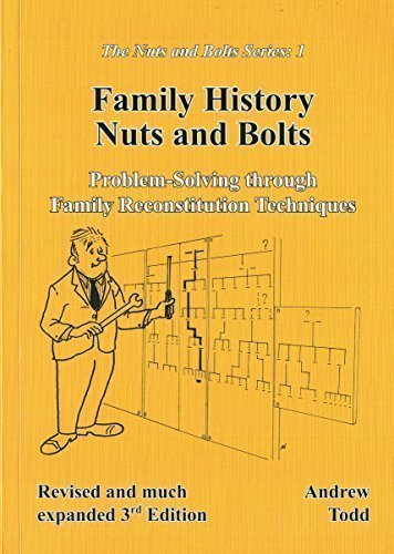 9780948781261: Family History Nuts and Bolts; Problem-Solving through Family Reconstitution Techniques