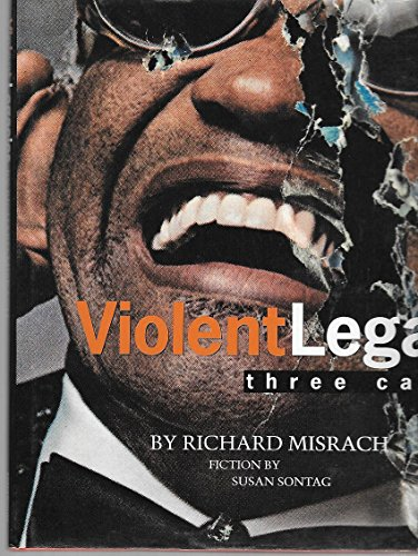 Violent Legacies: Three Cantos By Richard Misrach