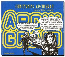 Concerning Archigram: n/a