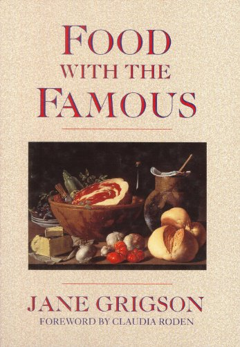 Food With the Famous: Jane Grigson
