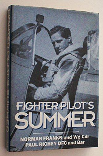 9780948817717: Fighter Pilot's Summer
