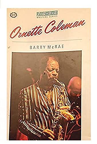 9780948820083: Ornette Coleman (Jazz Masters Series)