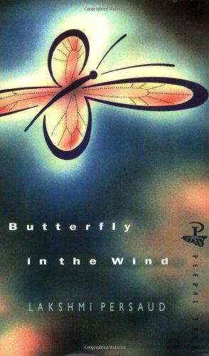 Butterfly in the Wind: Lakshmi Persaud