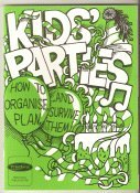 Kid's Parties (0948834072) by Dave Wood