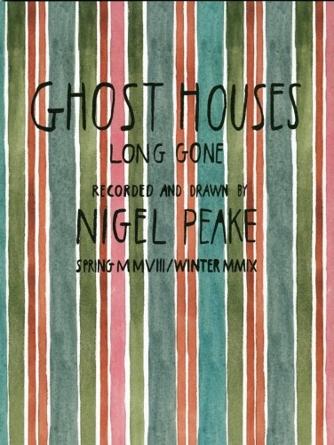 9780948835483: Nigel Peake: Ghost Houses Long Gone
