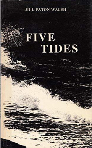 Five Tides: Paton Walsh, Jill
