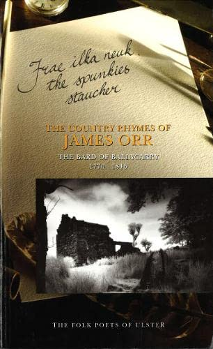 Country Rhymes of James Orr: The Bard: Orr, James